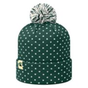 Adult Top of the World Michigan State Spartans Firn Beanie