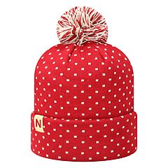 Adult Top of the World Nebraska Cornhuskers Firn Beanie