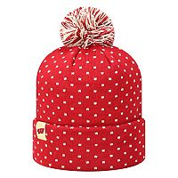Adult Top of the World Wisconsin Badgers Firn Beanie