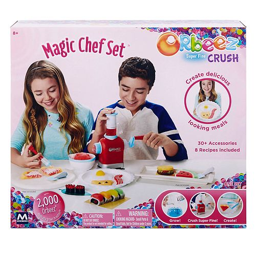 Orbeez Crush Magic Chef Set