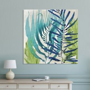 Artissimo Designs Sea Nature I Canvas Wall Art