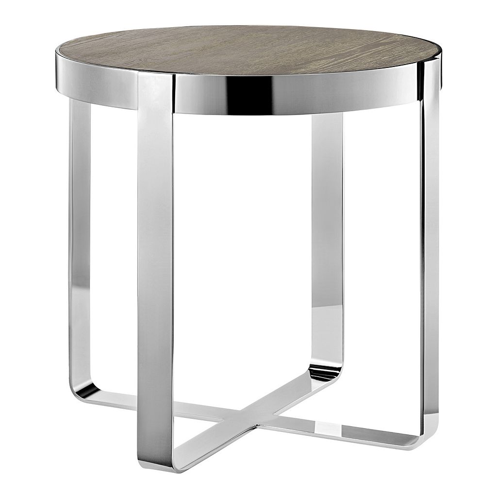 Madison Park Emily Round End Table
