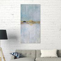 Artissimo Designs Calm Water Canvas Wall Art