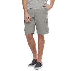 Men's Urban Pipeline® MaxFlex Canvas Cargo Shorts