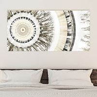 Artissimo Designs Neutral Motif II Canvas Wall Art