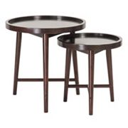 Madison Park Nesting End Table 2 pc Set