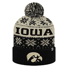 Adult Top of the World Iowa Hawkeyes Subarctic Beanie