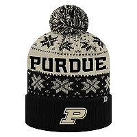 Adult Top of the World Purdue Boilermakers Subarctic Beanie