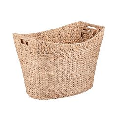 Honey-Can-Do 3 pc Tall Nesting Basket Set