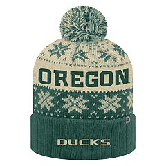 Adult Top of the World Oregon Ducks Subarctic Beanie