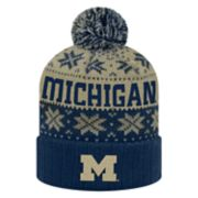 Adult Top of the World Michigan Wolverines Subarctic Beanie
