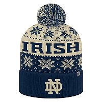 Adult Top of the World Notre Dame Fighting Irish Subarctic Beanie