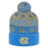 Adult Top of the World North Carolina Tar Heels Subarctic Beanie