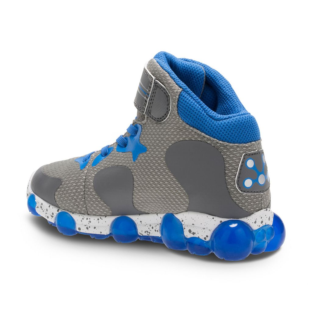 Stride Rite Leepz 2.0 Boys' Light-Up High Top Sneakers