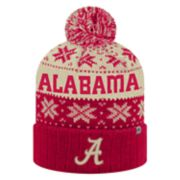 Adult Top of the World Alabama Crimson Tide Subarctic Beanie