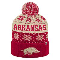 Adult Top of the World Arkansas Razorbacks Subarctic Beanie
