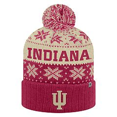 Adult Top of the World Indiana Hoosiers Subarctic Beanie