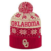 Adult Top of the World Oklahoma Sooners Subarctic Beanie