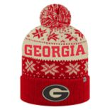 Adult Top of the World Georgia Bulldogs Subarctic Beanie
