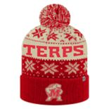 Adult Top of the World Maryland Terrapins Subarctic Beanie