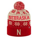 Adult Top of the World Nebraska Cornhuskers Subarctic Beanie