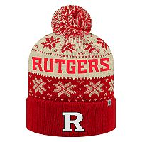 Adult Top Of The World Rutgers Scarlet Knights Subarctic Hat
