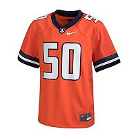 Boys 8-20 Nike Illinois Fighting Illini Replica Jersey