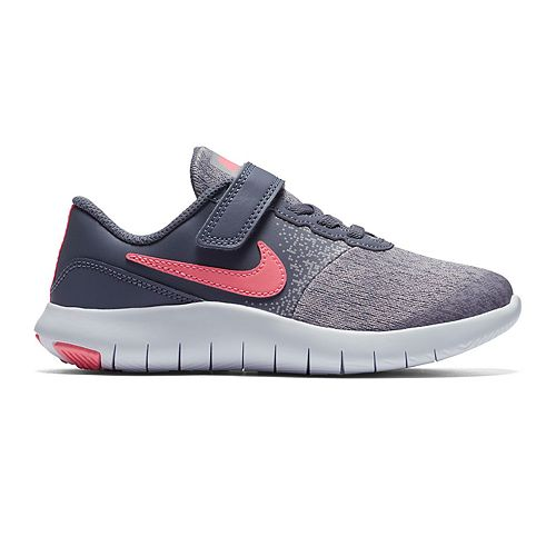 Nike Flex Contact Preschool Girls' Sneakers