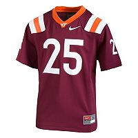Boys 8-20 Nike Virginia Tech Hokies Replica Jersey