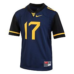 Boys 8-20 Nike West Virginia Mountaineers Replica Jersey