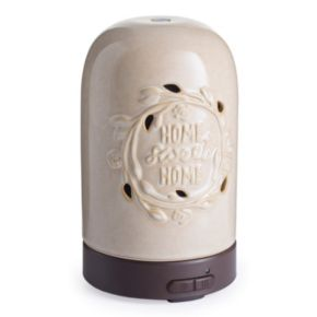 """Airome by Candle Warmers Etc. """"Home"""" Ultra Sonic Essential Oil Diffuser"""
