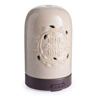 "Airome by Candle Warmers Etc. ""Home"" Ultra Sonic Essential Oil Diffuser"