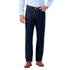 Men's J.M. Haggar Premium Relaxed-Fit Stretch 5-Pocket Pants