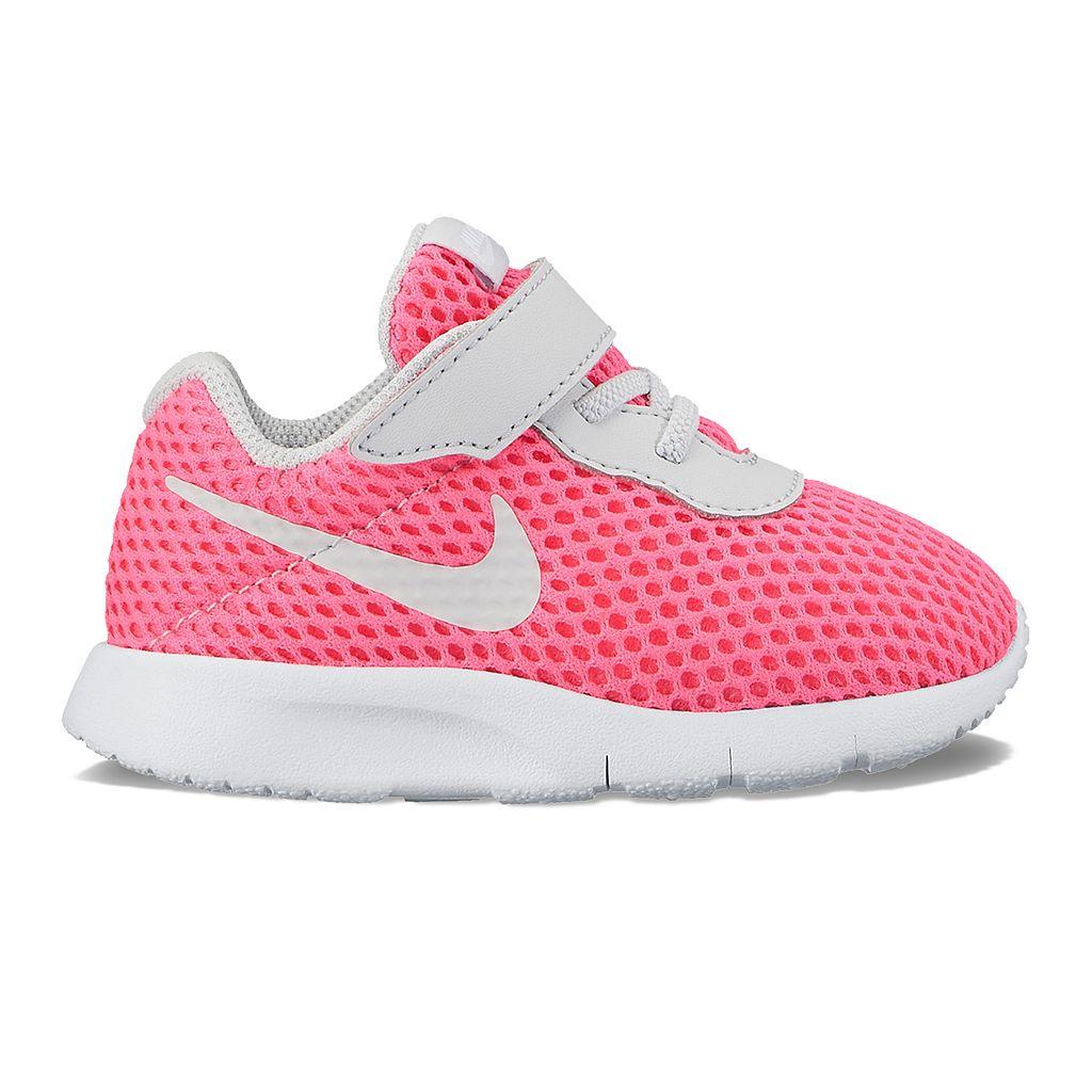 Nike Tanjun Breathe Toddler Girls' Shoes