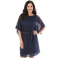 Women's AB Studio Lace Kimono Dress