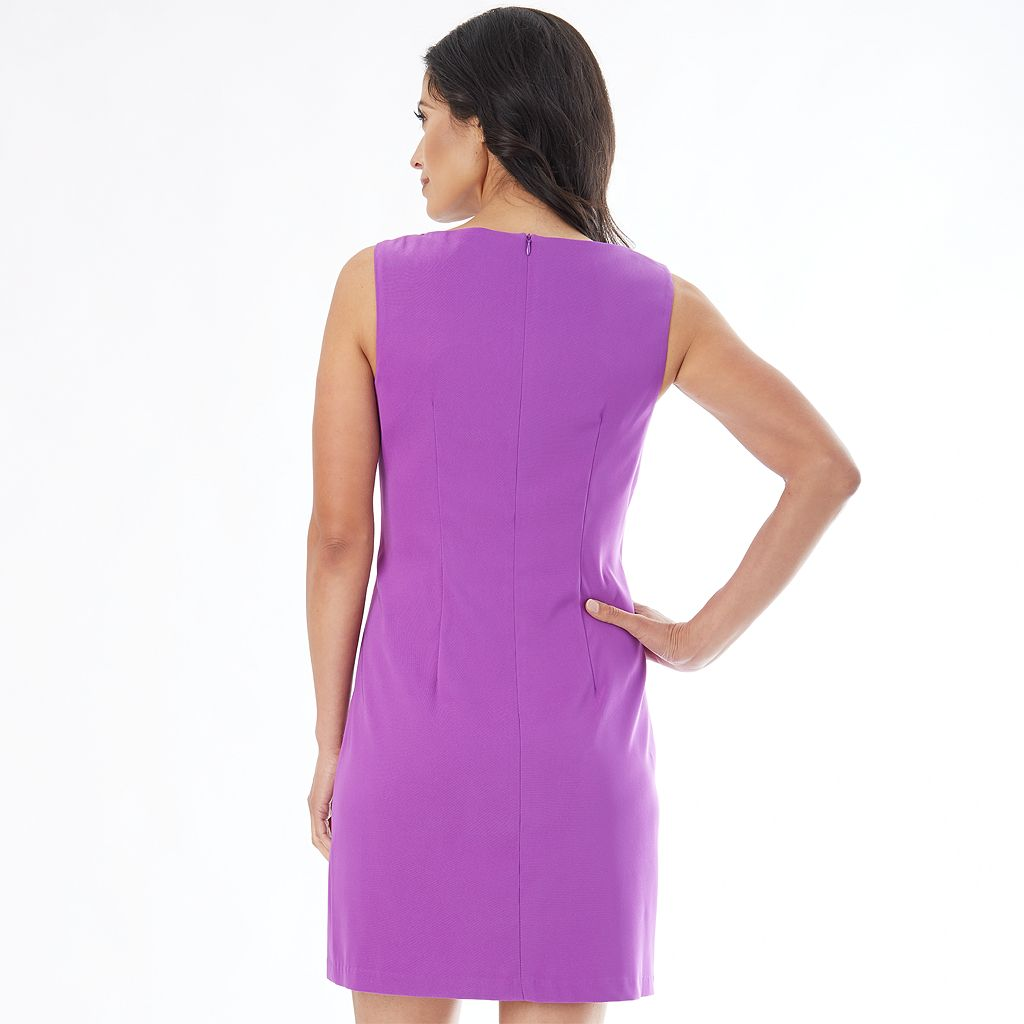 Women's AB Studio Solid Sheath Dress