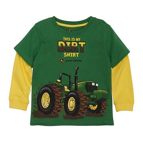 527e28ac3 Baby Boy John Deere Tractor