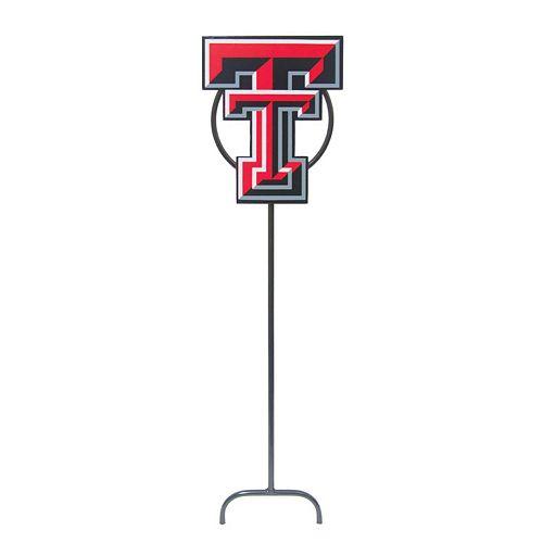 Texas Tech Red Raiders Outdoor Yard Stake