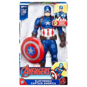 Marvel Avengers 12-inch Electronic Captain America Figure