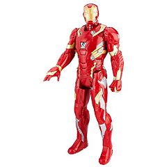 Marvel Avengers 12-inch Electronic Iron Man Figure