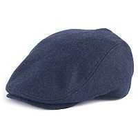 Men's Apt. 9® Herringbone Wool-Blend Ivy Cap