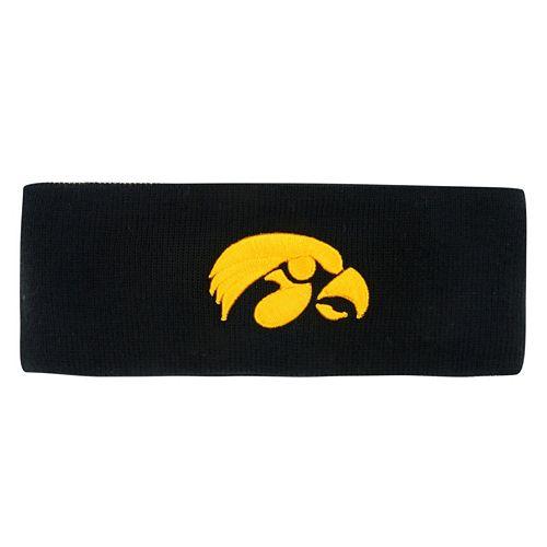 Adult Top of the World Iowa Hawkeyes Headband