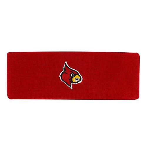 Adult Top of the World Louisville Cardinals Headband