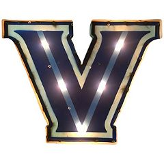 Villanova Wildcats Light-Up Wall Décor