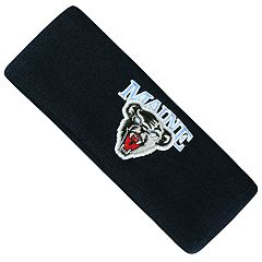 Adult Top Of The World Maine Black Bears Tow Head Band