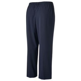 Plus Size Dana Buchman Flat-Front Stretch Pants