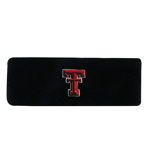 Adult Top of the World Texas Tech Red Raiders Headband