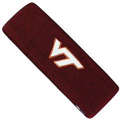 Adult Top Of The World Virginia Tech Hokies Tow Head Band