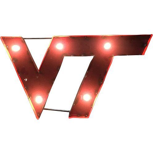 Virginia Tech Hokies Light-Up Wall Décor
