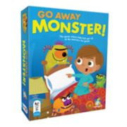 Go Away Monster! Puzzle Game by Gamewright